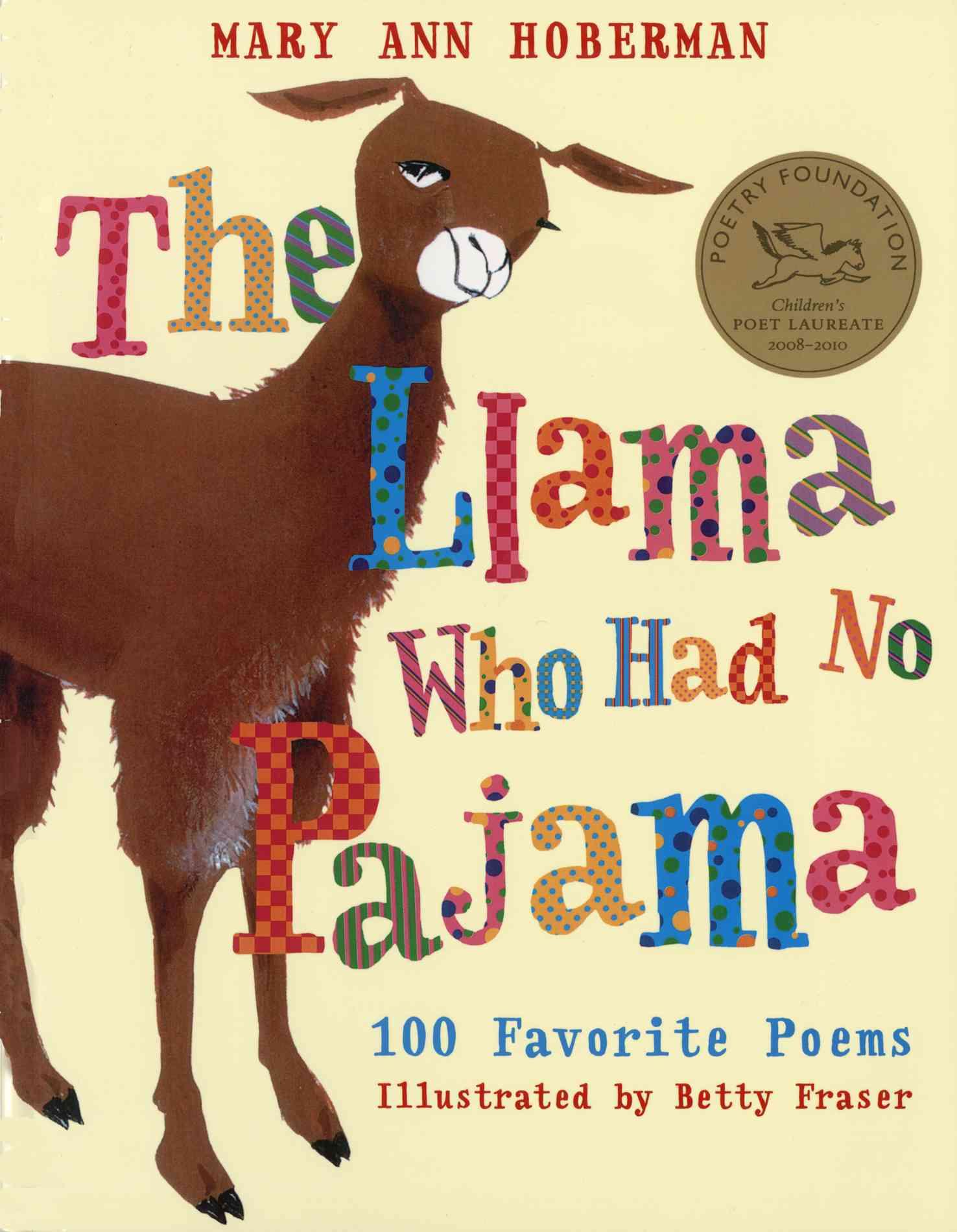 Llama Who Had No Pajama By Hoberman, Mary Ann/ Fraser, Betty (ILT)